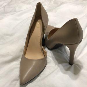 A.N.A. Nude heels